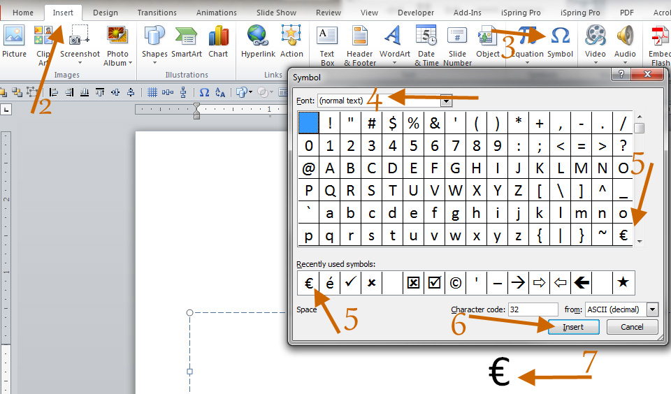 Inserting Symbols in PowerPoint | Champagne Design — PowerPoint Design