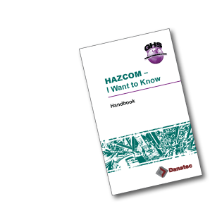 HAZCOM – I Want to Know, participant's study handbook