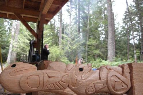 My first Totem Pole