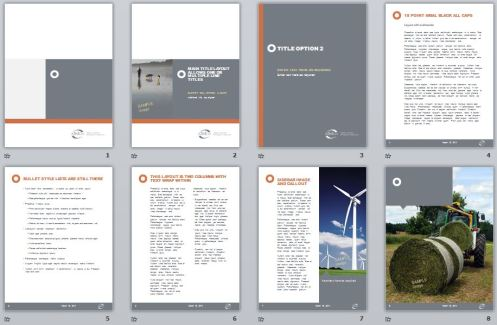 Slidedocs an evolving trend in powerpoint templates champagne aimco vertical powerpoint template sample pages toneelgroepblik Images