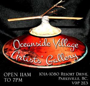 Oceanside Village Artists' Gallery address