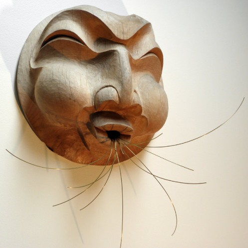 Chinook Mask, homage to Mark Mickey 2006