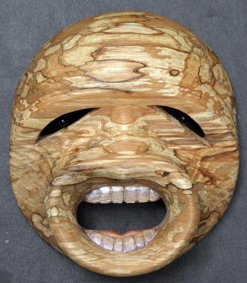 La Ventouse Mask, ©2014 Champagne