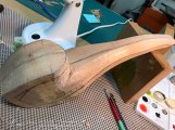 Carving-a-hummingbird-mask-14