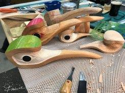 Carving-a-hummingbird-mask-27